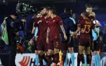 AS Roma Tundukkan Villarreal Empat Gol Tanpa Balas