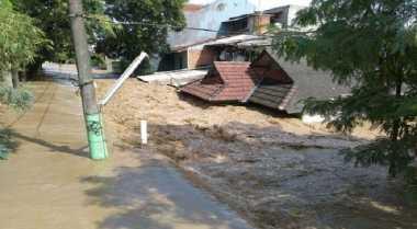 Dua Perumahan di Bekasi Terendam Banjir hingga 1 Meter