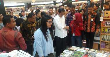 So Sweet... Jokowi Malam Mingguan dengan Kahiyang Ayu
