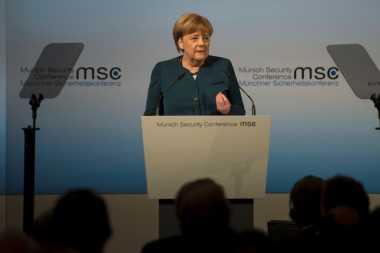 Kanselir Jerman: Islam Bukan Sumber Terorisme