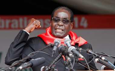 Menginjak Usia 93 Tahun, Presiden Zimbabwe Belum Berencana Mundur
