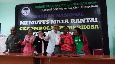 Komnas Anak Ungkap Dugaan Eksploitasi Anak Papua di Rumah Penampung Ilegal
