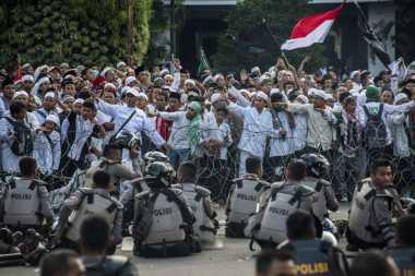 Polisi Koordinasi dengan TNI untuk Amankan Aksi 21 Februari