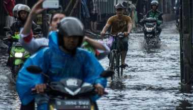 Banjir Masih Jadi Pekerjaan Rumah Utama Bagi Calon Pemimpin DKI