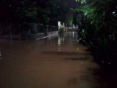 Diguyur Hujan Seharian, Kompleks Bumi Indah Nasio Bekasi Diterjang Banjir