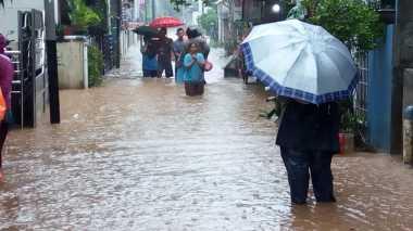 Ini Penyebab Banjir di Kawasan Cipinang Melayu