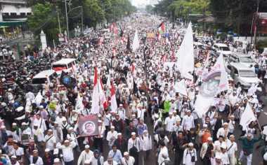 Massa Tak Akan Duduki DPR di Aksi 212