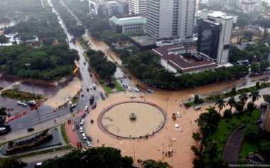 TOP FILES: Capek Deh! Banjir Jakarta Sudah Jadi PR Sejak 1.600 Tahun Lampau