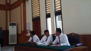 PN Denpasar Kabulkan Pencabutan Praperadilan Munarman FPI Terhadap Polda Bali