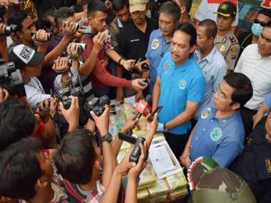 Ungkap Kasus 32 Kg Sabu, 1 Orang Tewas Ditembak BNN