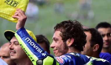 MotoGP Kebanjiran Rider Muda, Rossi Takkan Minder