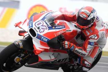 Dovizioso Beberkan Kelemahan Ducati pada Uji Coba Phillip Island