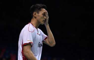 Ujian Berat di Babak Pertama All England, Jonatan Christie Langsung Ditantang Viktor Axelsen