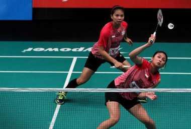 Taklukkan Tim Jepang, Berkat Abadi Kukuh di Puncak Klasemen Grup X Superliga Badminton