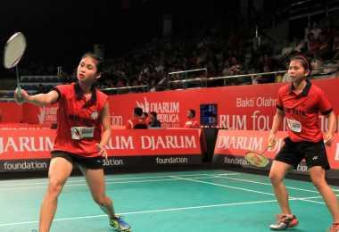 Jelang Debut di All England, Superliga Badminton 2017 Jadi Ajang Uji Coba Greysia/Rizki