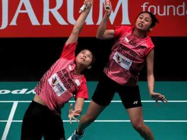 Duet Perdana di Superliga Badminton 2017, Greysia/Rizki Masih Butuh Adaptasi