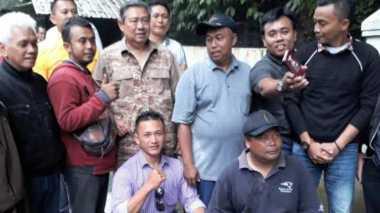 SBY Tiba-Tiba ke Tawangmangu, Ngapain Ya?
