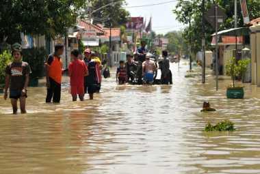 Partai Perindo Akan Bantu Korban Banjir di Brebes