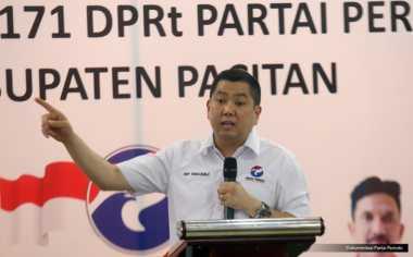 Hary Tanoe Akan Lantik 672 Pengurus TPS di Pangandaran