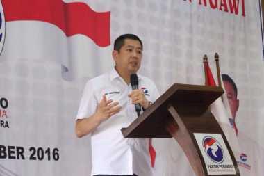 DPD Perindo dan Sayap Partai Siap Menyambut Kedatangan Hary Tanoe ke Pangandaran