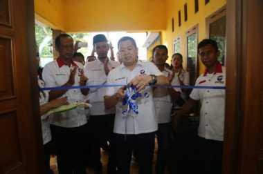 Hary Tanoe Harap Kantor Baru Maksimalkan Kinerja Perindo Banjar