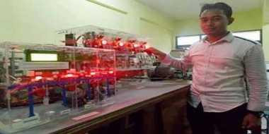 Wiiih, Mahasiswa Ciptakan Sistem Monitoring Gardu Induk Listrik