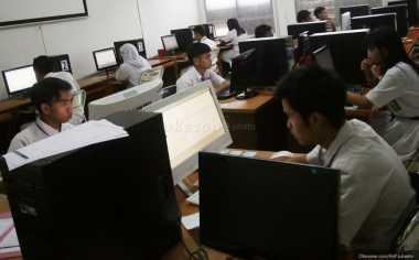 Sudah Lakukan Simulasi, Siswa di Palu Siap Hadapi UN Komputer