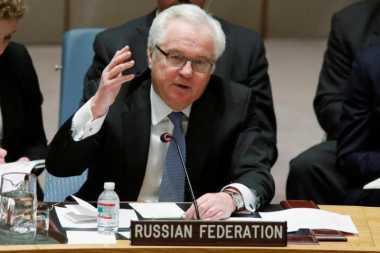 Duta Besar Rusia untuk PBB Meninggal Dunia