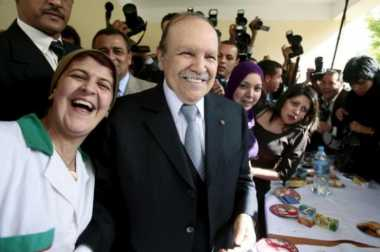 Presiden Aljazair Sakit Bronkitis, Kanselir Jerman Batalkan Kunjungan