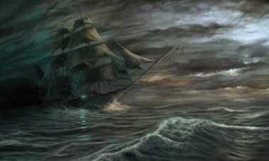 KISAH: Lady Lovibond, Kapal Hantu Penuh Tragedi, Cinta dan Pengkhianatan