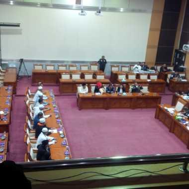 Temui Komisi III, Massa Aksi 212: Kita Minta DPR Tegur MA untuk Tahan Ahok
