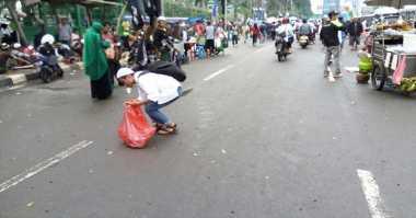 Tradisi Berlanjut, Sebelum Bubar, Massa Aksi 212 Bersih-Bersih Sampah