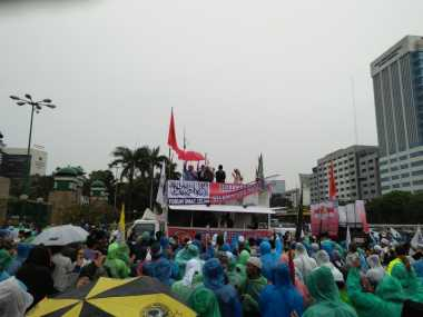 DPR Akan Surati Jokowi soal Aspirasi Massa Aksi 212