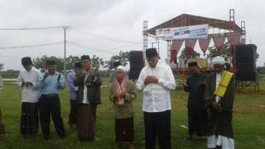 Hari Ini, Pasangan Wahidin-Andika Gelar Aksi Doa dan Zikir Bersama di Tangerang