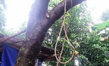 Usai Makan Nasi Uduk, Fazri Tewas Gantung Diri di Pohon Belimbing