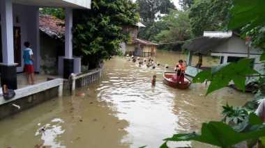 Banjir di Jakarta Renggut Korban, Seorang Perempuan Muda Tewas