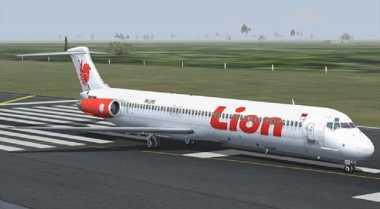 Rasain! Penumpang Lion Air Diamankan karena Bercanda Bawa Bom