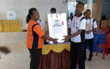 Pencoblosan Ulang Akibat Kasus Mobilisasi Suara di Jayapura, Petahana Tetap Menang
