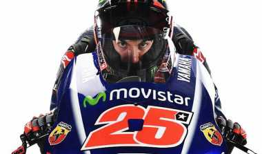 Vinales Ringankan Beban Yamaha di MotoGP