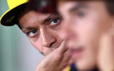 Legenda Grand Prix: Valentino Rossi Takkan Pernah Berteman dengan Marc Marquez!