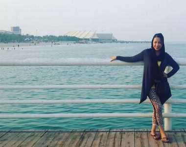 Pantai Khusus Wanita Banyuwangi Ternyata Juga Ada di Negara-Negara Timur Tengah Ini