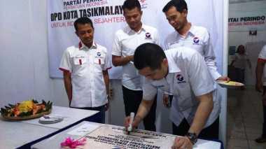 Hary Tanoe Ajak Kader Tunjukkan Keseriusan agar Perindo Besar di Tasikmalaya