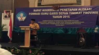 Tingkatkan Pendidikan di Daerah, 6.613 Guru Garis Depan Siap Disebar