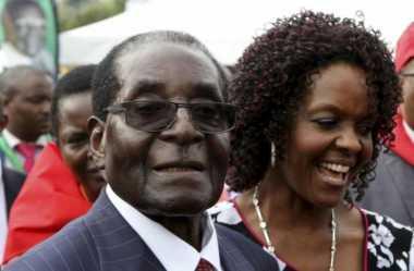 Jika Meninggal, Mayat Mugabe Akan Ikuti Pemilu Zimbabwe