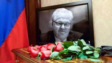 Penyebab Kematian Dubes Rusia di PBB Belum Pasti