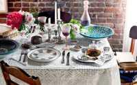 Berencana <i>Bikin</i> Pesta di Rumah? Ini <i>Lho</i> Tips <i>Table Setting</i> Murah tapi Mewah