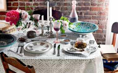 Berencana Bikin Pesta di Rumah? Ini Lho Tips Table Setting Murah tapi Mewah