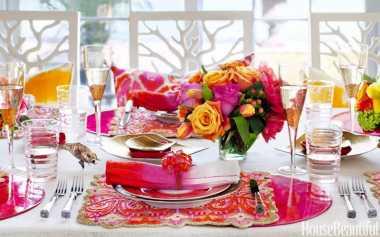 Ingin Adakan Pesta Formal? Ini 4 Tema Table Setting yang Bisa Jadi Inspirasi
