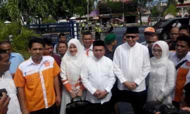 Hasil Pleno Pilkada Aceh, Irwandi Yusuf-Nova Juara di Bireun dan Singkil