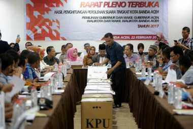 Irwandi Yusuf Menang di Banda Aceh, Muzakkir Manaf Kuasai Pidie dan Aceh Barat